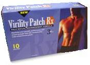 Virility Patch-Rx Penis Enlargement Male Enhancement Dermal Patch. No prescription or penis exercises mecessary!