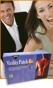 Virility Patch Rx penis enlargement dermal formula can help with erectile dysfunction and male impotence and erection problems.