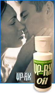 VP-RX Oil is effective for immediate individual application results for a bigger penis and erection!
